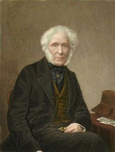 Sir David Brewster LLD KH (Restrike Etching) by Anonymous