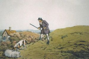 A Common Discovery (Restrike Etching) by Anonymous