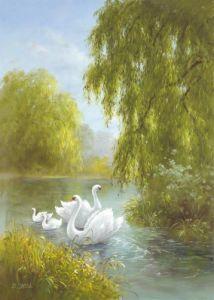 White Symphony II by B. Smith