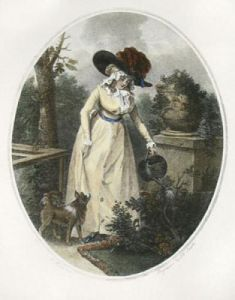 Rural Amusement (Restrike Etching) by George Morland