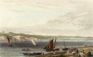 Malahide (Restrike Etching) by Anonymous