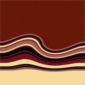 Chocolate Swirl I by Erin Rafferty