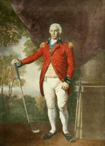 Henry Callender, Esq (Restrike Etching) by Lemuel Francis Abbott