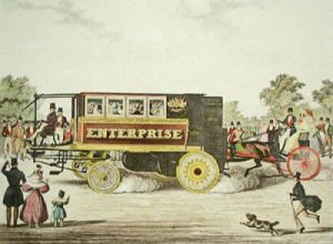The Enterprise Steam Omnibus (Restrike Etching) by W. Summers