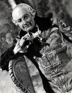 John Barrymore (Marie Antoinette) by Celebrity Image