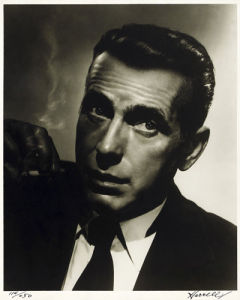 Bogart by George Hurrell