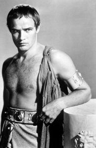 Marlon Brando (Julius Caesar) by Celebrity Image