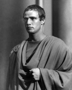 Marlon Brando as Julius Caesar (I) by Celebrity Image