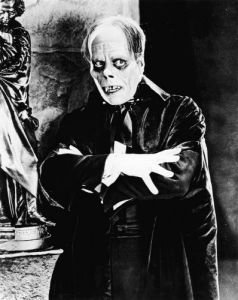 Lon Chaney (Phantom of the Opera 1922) by Hollywood Photo Archive