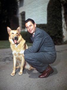 Glenn Ford by Celebrity Image