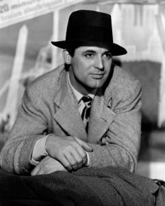 Cary Grant (Holiday) by Celebrity Image