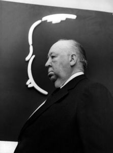 Alfred Hitchcock by Hollywood Photo Archive