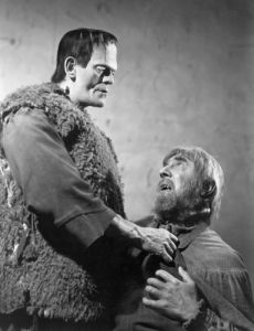 Boris Karloff (Son of Frankenstein) by Celebrity Image