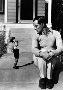 Buster Keaton by Hollywood Photo Archive