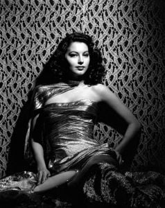 Ava Gardner, 1949 by Hollywood Photo Archive