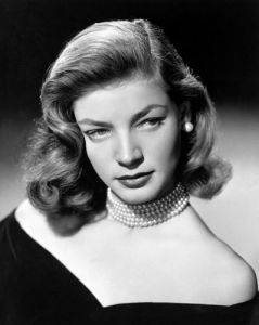 Lauren Bacall by Celebrity Image