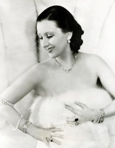 Lil Dagover (The Woman From Monte Carlo) by Celebrity Image