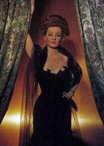 Bette Davis (The Little Foxes) by Celebrity Image