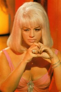 Diana Dors by Celebrity Image