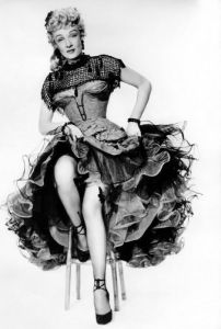 Marlene Dietrich (Rancho Notorious) by Celebrity Image