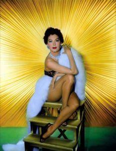 Ava Gardner by Celebrity Image