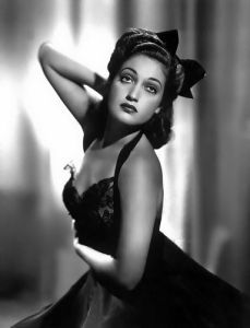 Dorothy Lamour by Hollywood Photo Archive