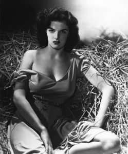 Jane Russell (The Outlaw) by Hollywood Photo Archive