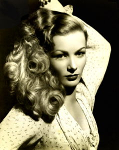 Veronica Lake by Hollywood Photo Archive