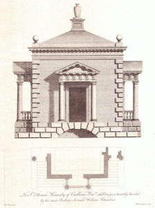 Elevations and Plans by Chambers