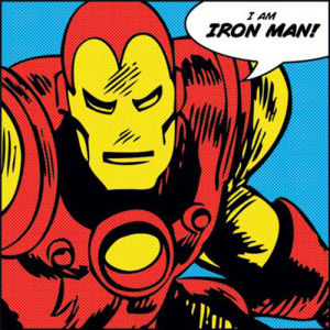 Iron Man (I Am) by Marvel Comics