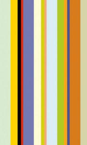 Paprika Stripe by Dan Bleier