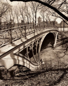 Central Park Bridges 3 by Christopher Bliss