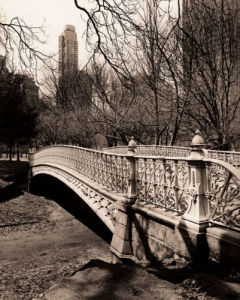 Central Park Bridges 2 by Christopher Bliss