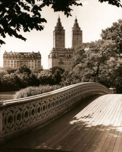 Central Park Bridges 1 by Christopher Bliss