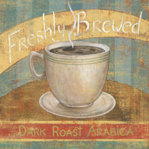 Fresh Brew I by Daphne Brissonnet