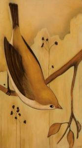 Bird III by Linda Cullum