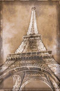 Eiffel Tower by Erin Clark