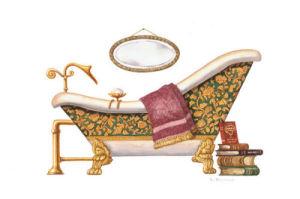 Luxury Soak by Lisa Danielle