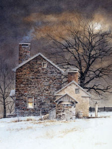 Blue Moon by Ray Hendershot