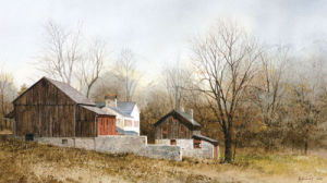 North of New Hope by Ray Hendershot