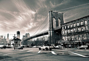 The Great Bridge by Oleg Lugovskoy