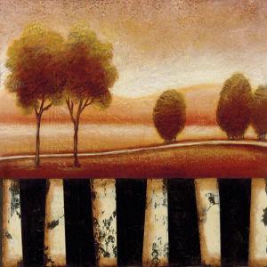 Forest Light I by Susan Osbjorn