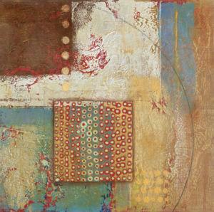 Layers II by Susan Osbjorn
