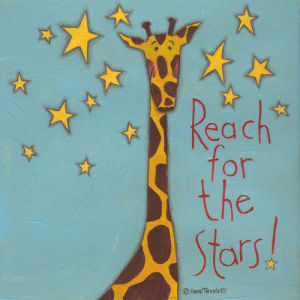 Reach For The Stars by Anne Tavoletti