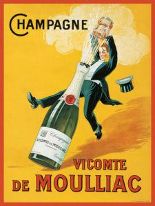 Vicomte de Moulliac by Anonymous