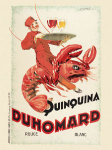 Duhomard by Anonymous