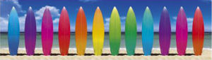 Surfboards by Anonymous