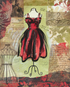 Couture I by Leigh Banks