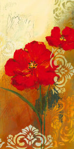 Red Melody I by Lilian Scott