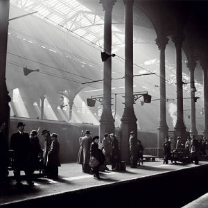 Liverpool Street Station by John Gay